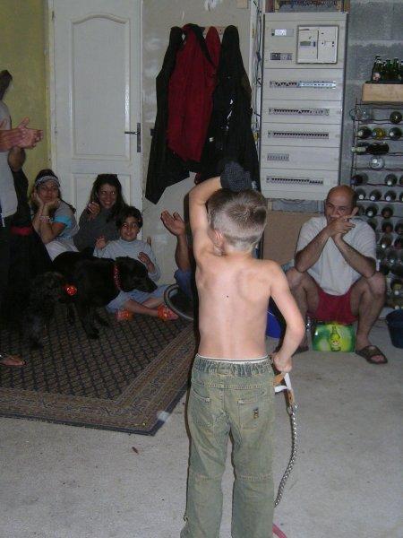 Samedi 2 juillet 2005