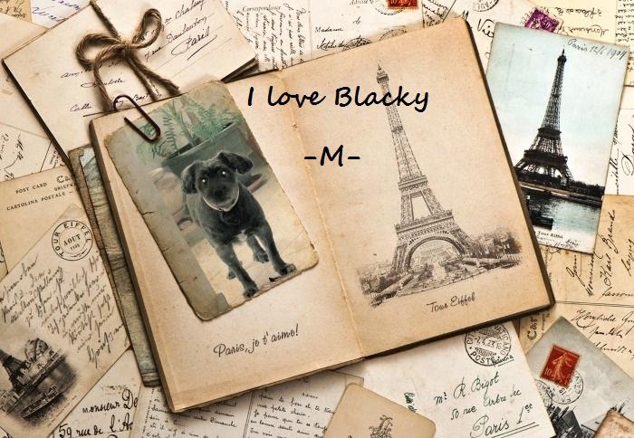 I Love Blacky