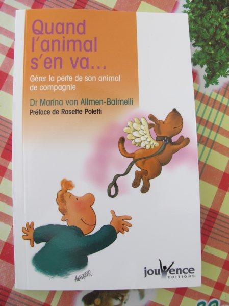Livre Deuil :