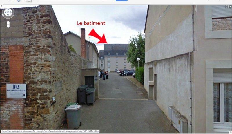 18 Rue de la blanchisserie 7200 Le Mans
